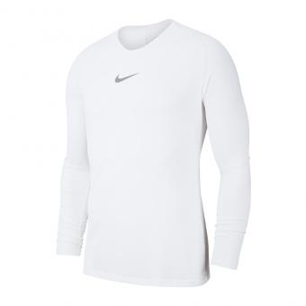 Nike Park First Layer Unterziehshirt Weiß