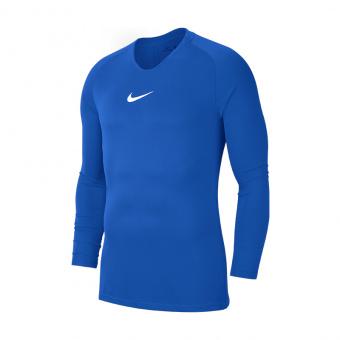 Nike Park First Layer Unterziehshirt Blau Kids