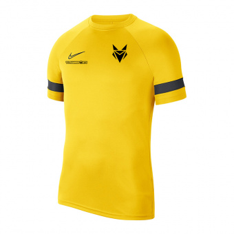 PROS united Nike Trainingsshirt Gelb