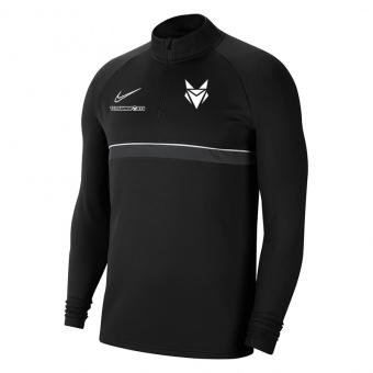 PROS united Nike Trainingssweater Schwarz