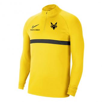 PROS united Nike Trainingssweater Gelb Kids