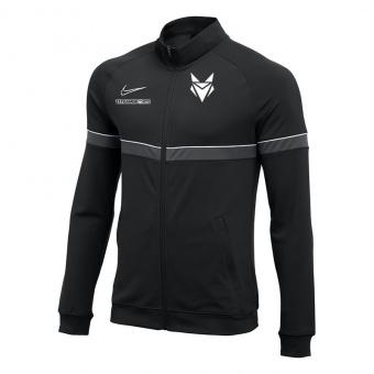 PROS united Nike Trainingsjacke Schwarz